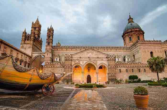 Italian Capital of Culture 2018 Will Be Palermo