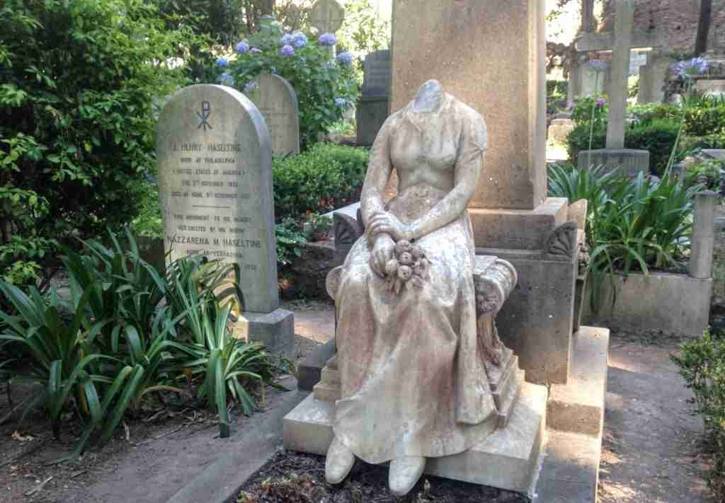 Protestant Cemetery, Rome