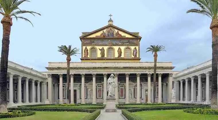 Papal Basilicas of Rome: San Paolo Fuori Le Mura