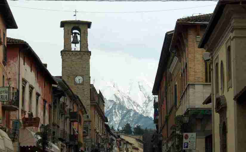 Amatrice As It Was Before