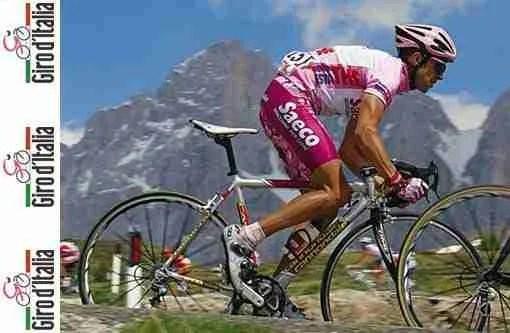 Giro d'Italia Underway