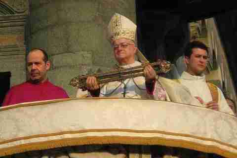 Sacra Cintola - Sacred Belt, Prato