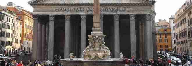 Rome's Ancient Pantheon to Begin Charging Admission