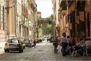 Via Giulia, Rome