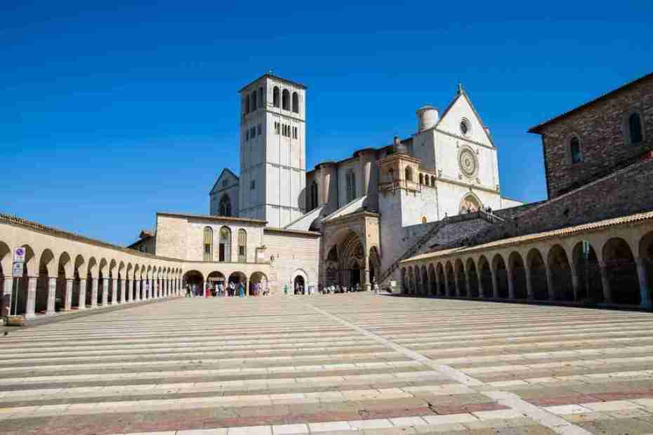 St. Francis Basilica in Assisi