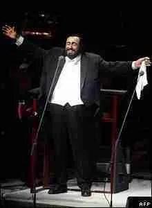 Celebrating a Legend: Luciano Pavarotti