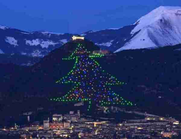 Albero di Gubbio - World's Largest Christmas Tree