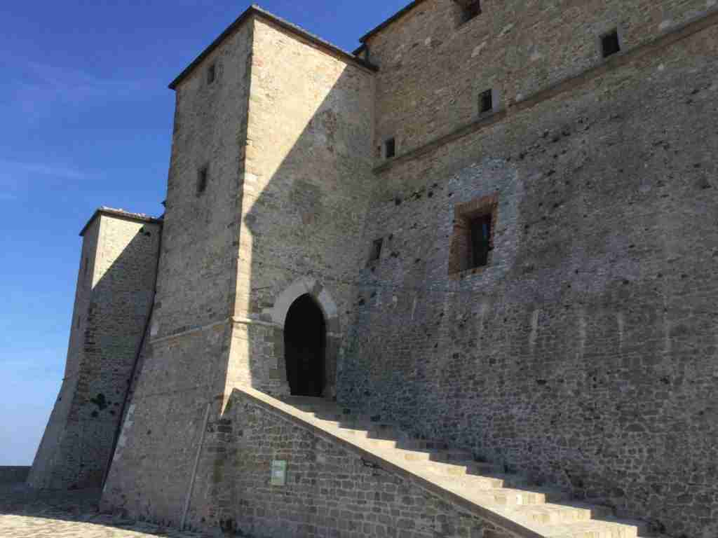 The Fortress of San Leo and Its Torture Chamber