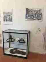 Torture implements in the Fortress of San Leo - head and neck restraints