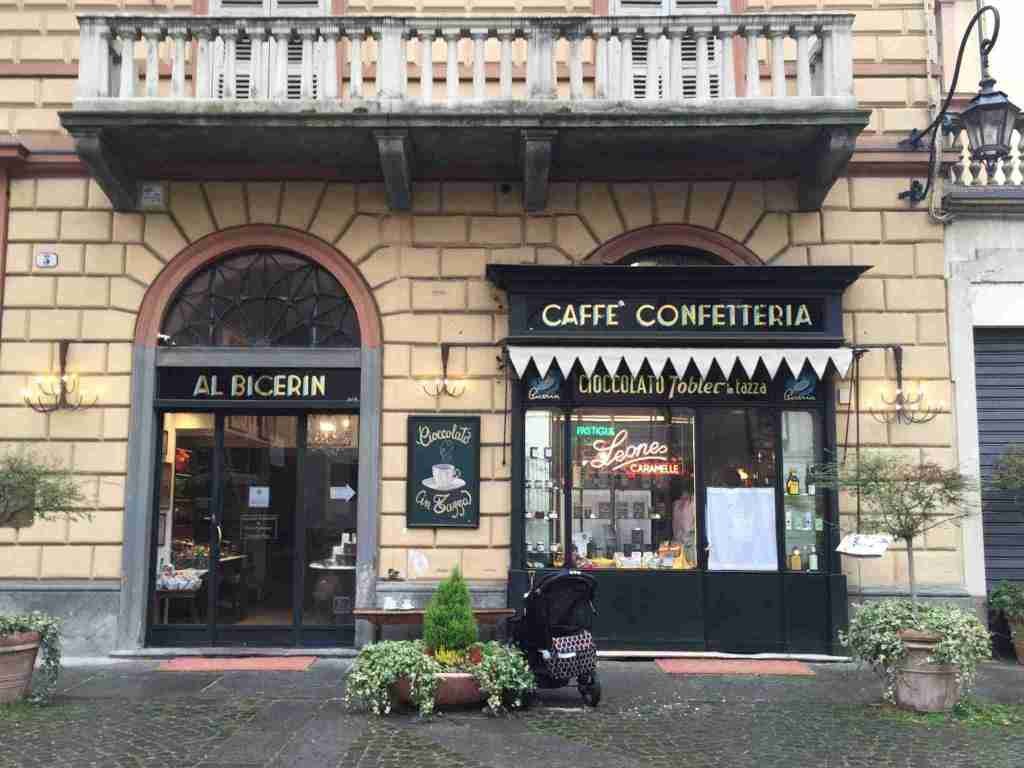 More Than A Mocha: Torino's Sweet, Rich Bicerin