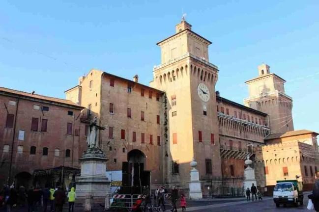 Castello Estense in Ferrara