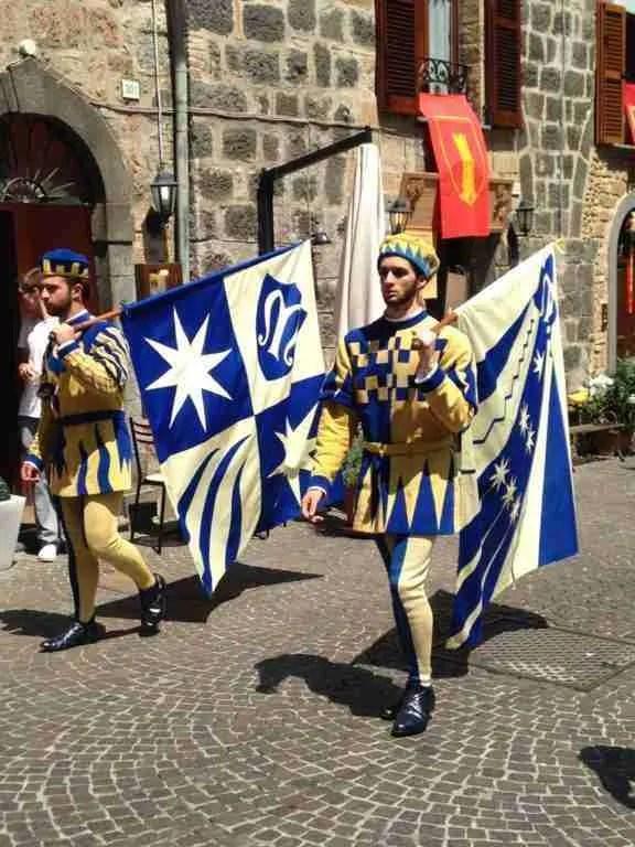 Corpus Domini procession, Orvieto