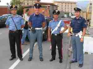 Avoiding 'The Law' While in Italy