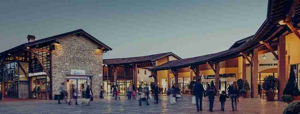 Designer Outlets in Italy