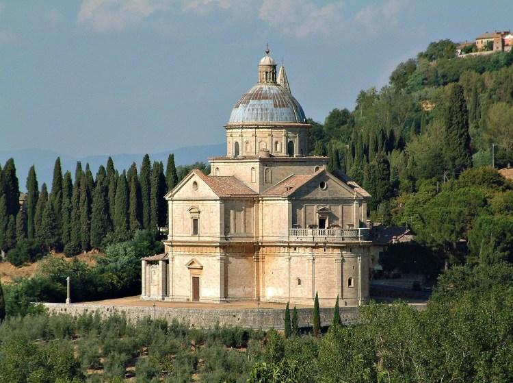 San Biagio Montepulciano