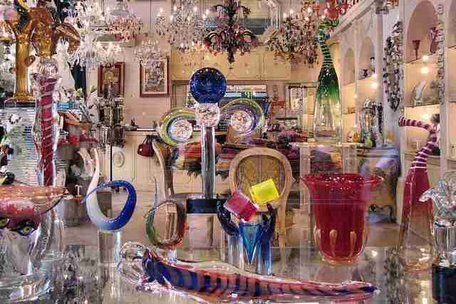 Marble Run: Shopping for Traditional Marbled Products in Italy