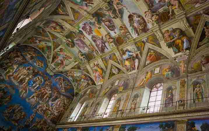 Upcoming Fundraiser at the Sistine Chapel Turns Heads