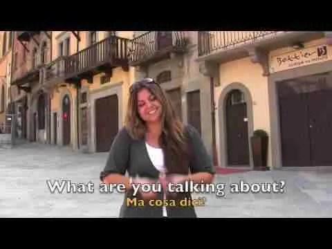 Video: Italian Hand Gestures