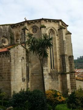 Saint Francis church Betanzos