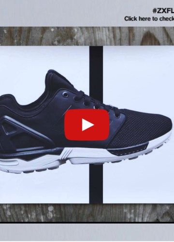 Adidas ZX Flux Foot Locker Exclusives – video sponsorizzato