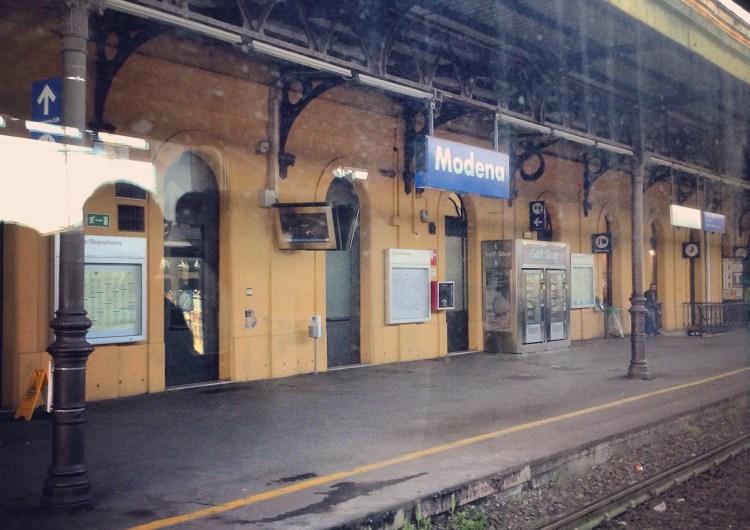 Trenitalia: la vergogna dell'Italia.