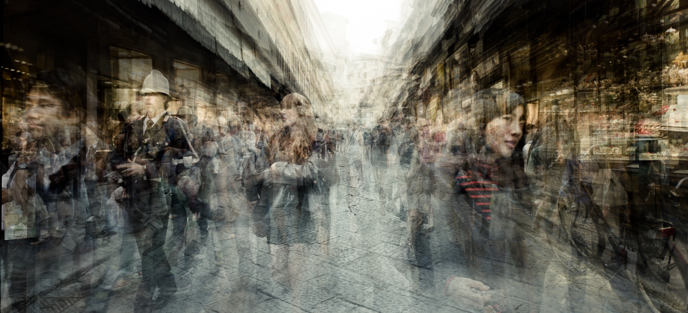 Riccardo Magherini: Firenze - Positive Italy