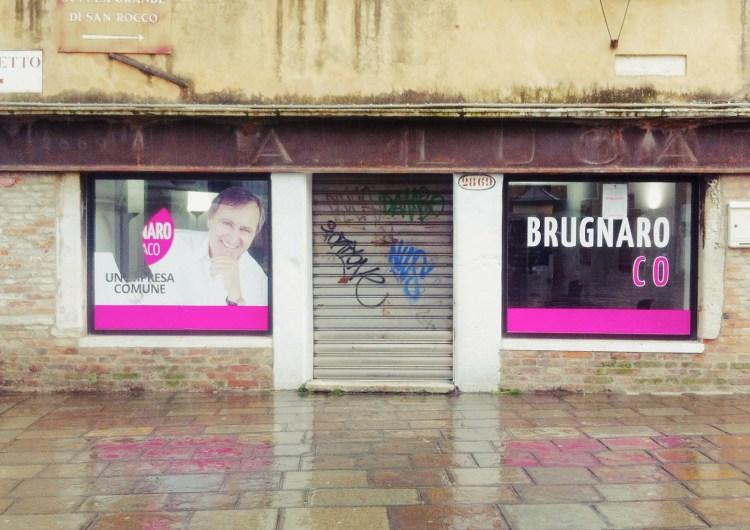 COMUNALI A VENEZIA: BRUGNARO ATTACCA LA STAMPA