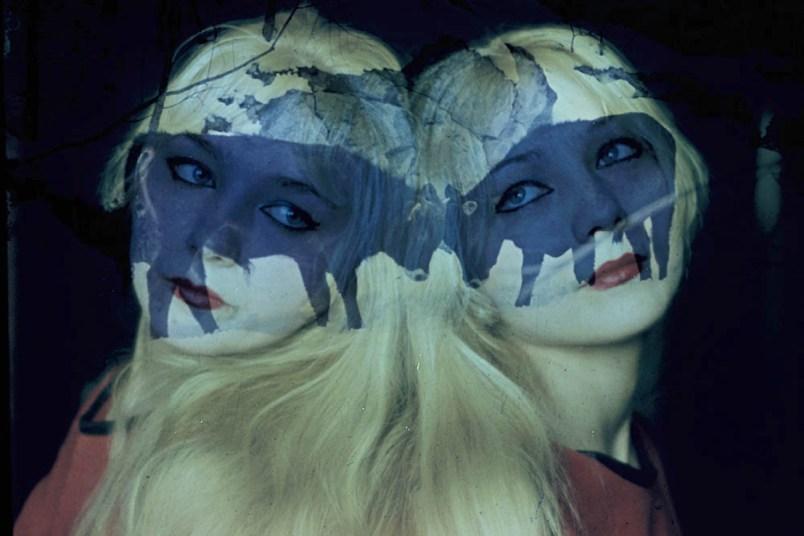 9.Superimpositions, Boris Mikhailov, Courtesy Camera-centro Italiano per la Fotografia