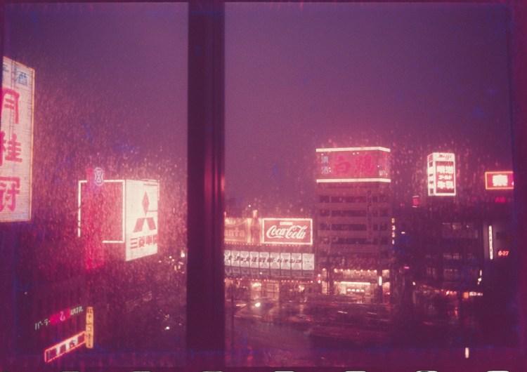 Daido Moriyama a colori