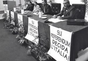 Referendum. Ernesto Carbone (PD): quel ciaone che sa di anti-Stato