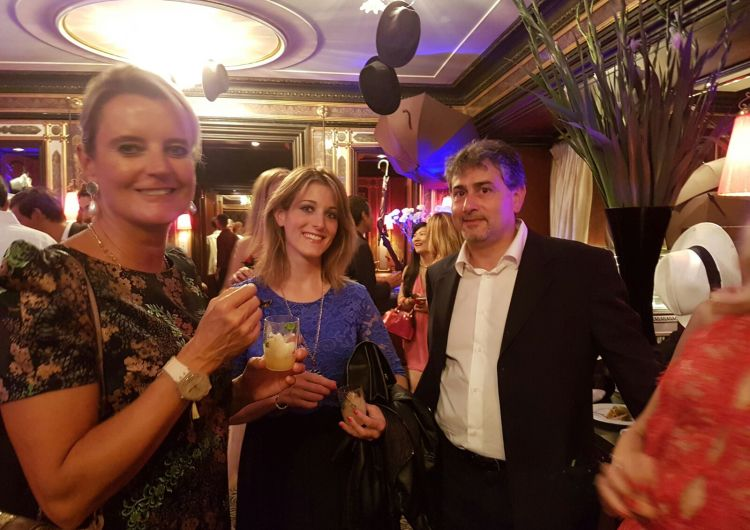 #venezia73 Il party esclusivo di Variety all'Hotel Danieli