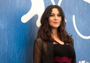 #venezia73 On the milky road: intervista con Monica Bellucci