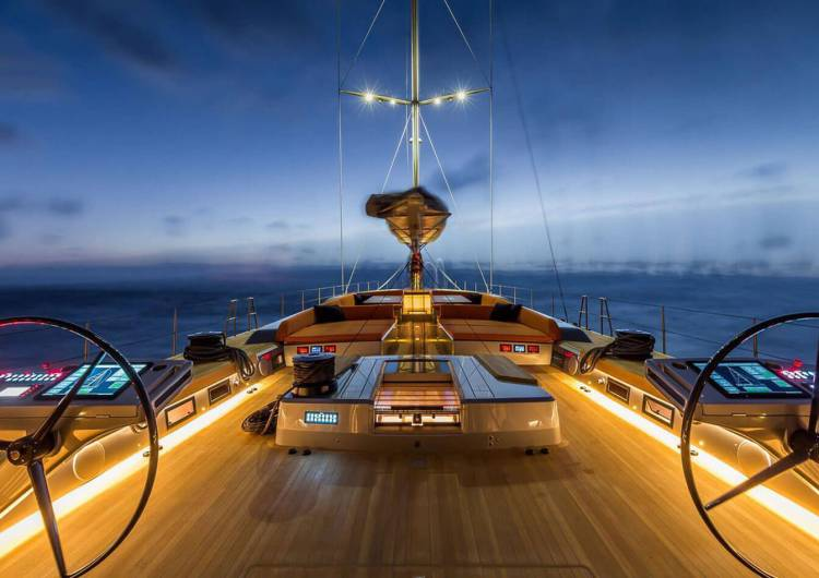 Philippe Briand Designs Shine At Loro Piana Caribbean Superyacht Regatta