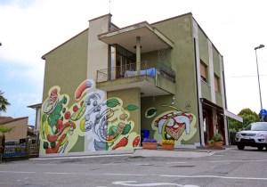 Attacco alla street-art: Cibo vs burocrazia