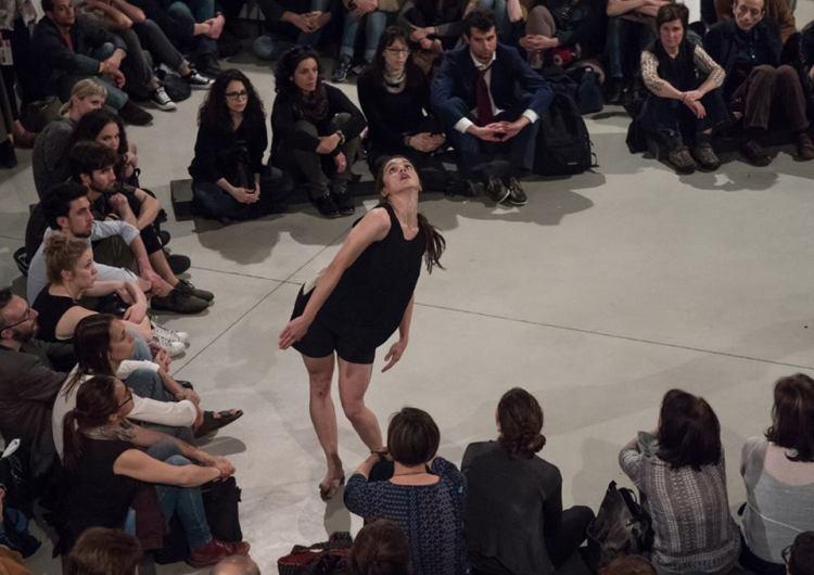 Venere in Teatro: arte al femminile al Living Room