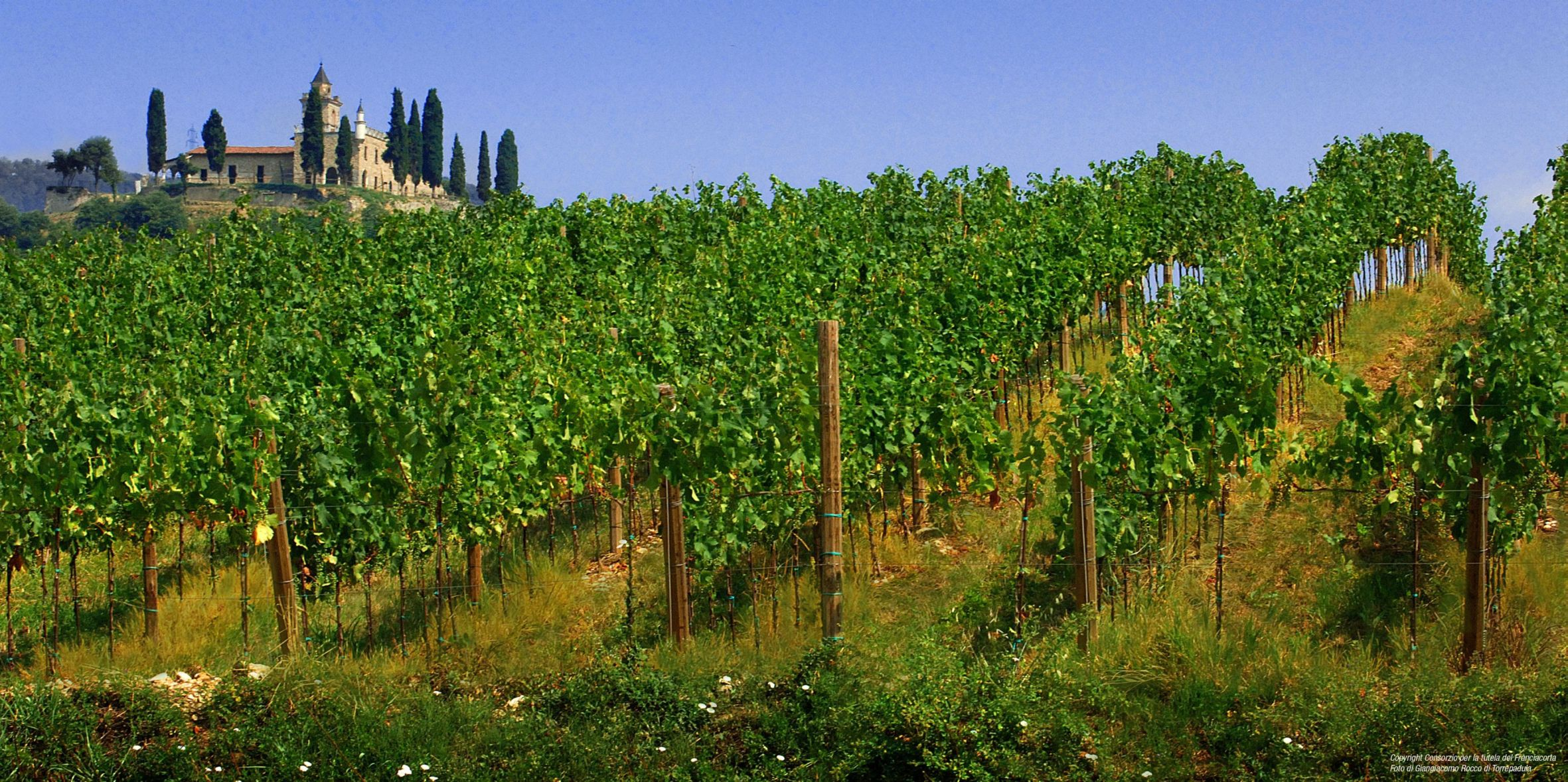 Franciacorta – a fast-growing tourist destination which is not only of great natural and enogastronomic interest, but also that of a historical and cultural nature.