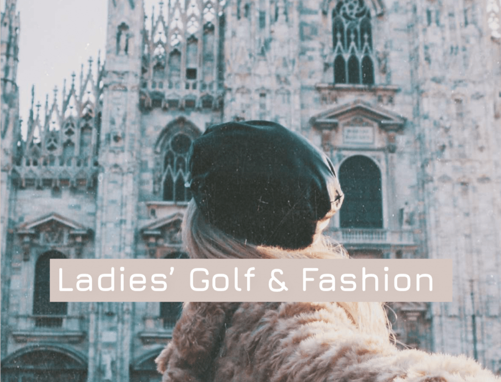 Ladies Golf and Fashion-Experience-Italy4golf