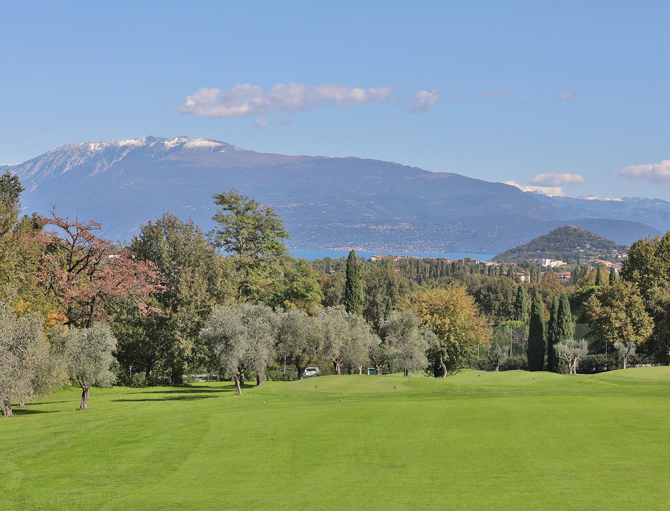 Lake Garda – great golf, history and wine
