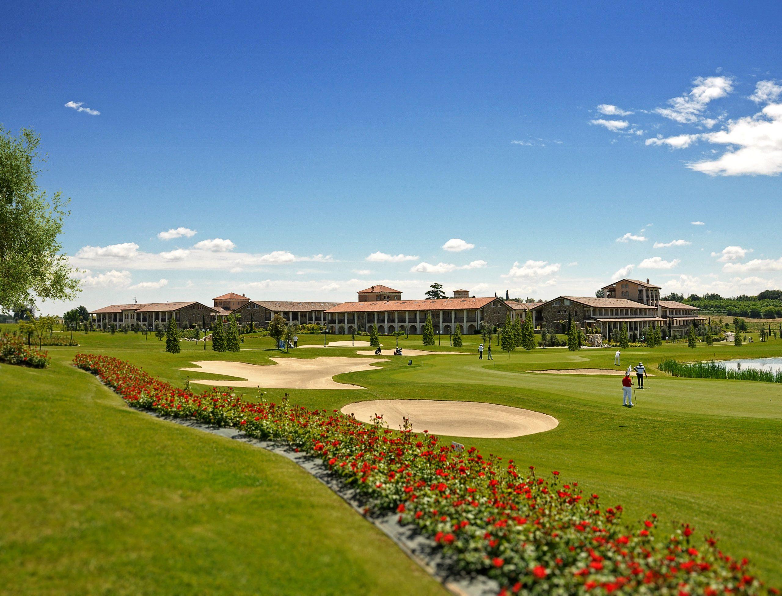 Golf, Wine and Wellness on Lake Garda