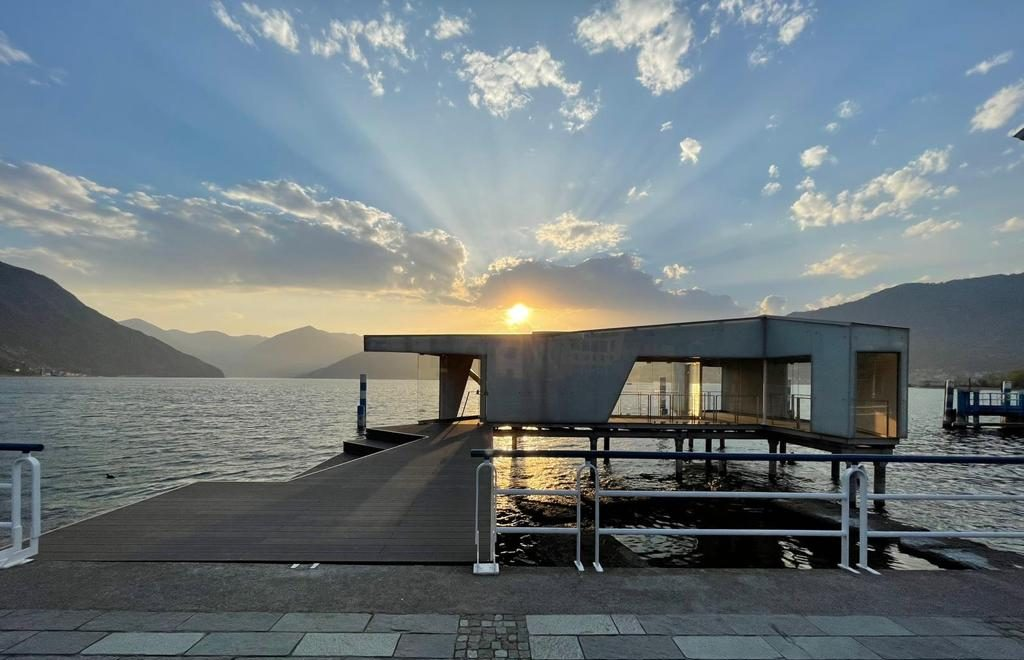 Mirad'Or: a floating museum on Lake Iseo