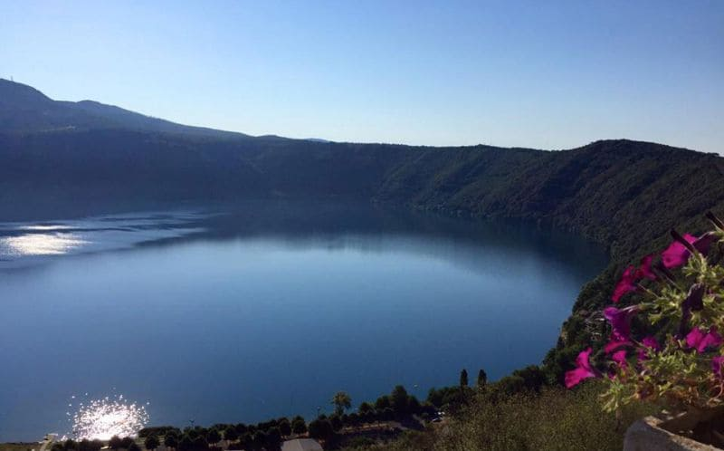 lakes south: Lake_Albano_Rome_Lazio_Italy