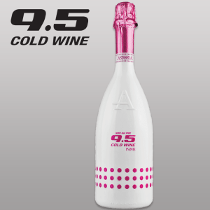 Astoria 9.5 Cold Wine Pink