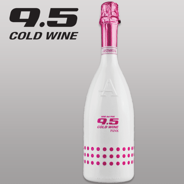 ASTORIA NINE DOT FIVE COLD WINE PINK