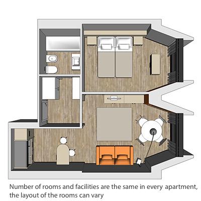 2arsutoria-accommodation-tworooms