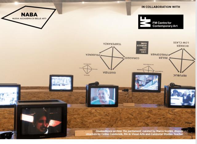 Visual arts vera NABA