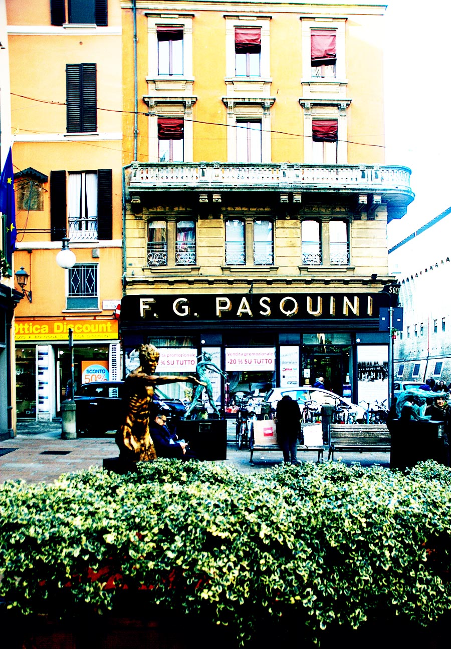 pasquini bologna-italy on my mind