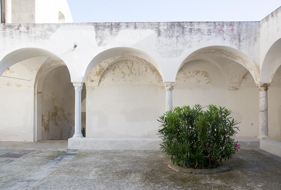 arches at la certosa-capri-italy on my mind