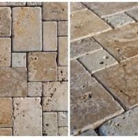 Nuovo mosaico per bagno (o cucina) in pietra