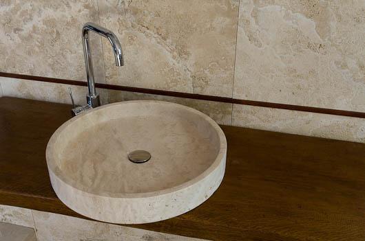 Lavandino in Pietra Modello Round Dish