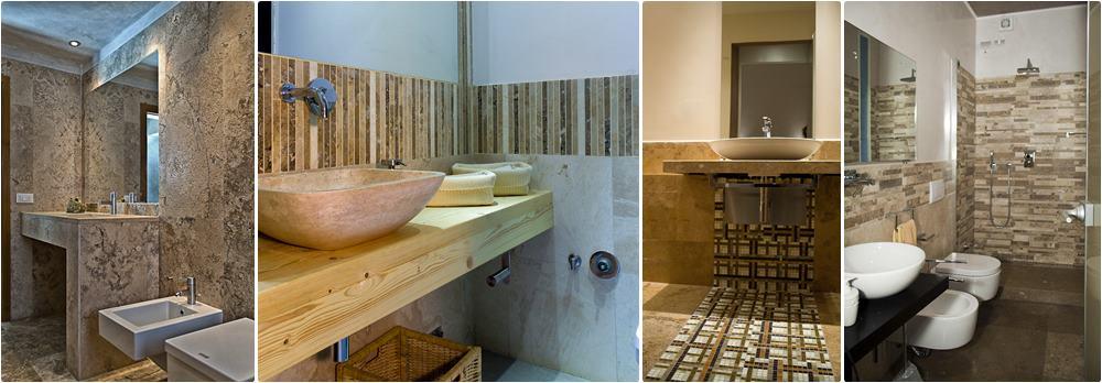 Piccola guida su come scegliere i materiali per un nuovo bagno
